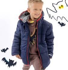 Kurtka zimowa dla chłopca 3-8 lat C62A002_1