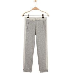 Melanżowe spodnie dresowe dla dziewczynki D61K015_1