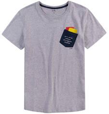 T-shirt męski Q61G020_1