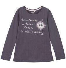 Bluzka z długim rękawem dla dziewczynki 3-8 lat D62G041_1