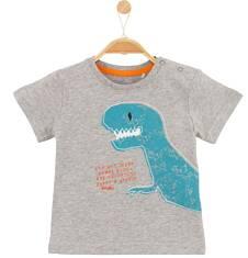T-shirt dla niemowlaka N61G036_1