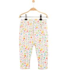 Spodnie w kolorowy deseń dla niemowlaka N61K008_1