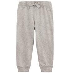 Melanżowe spodnie dresowe dla niemowlaka N61K012_1