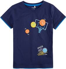 T-shirt dla chłopca 4-8 lat C71G077_1