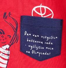 T-shirt dla chłopca 4-8 lat C71G092_1