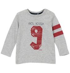 T-shirt z długim rękawem dla niemowlaka N62G009_1