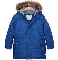 Długa kurtka zimowa dla chłopca 3-8 lat C62A004_1
