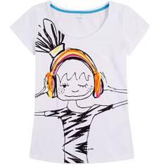 T-shirt damski Y71G012_1