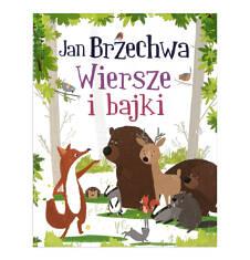 Jan Brzechwa wiersze i bajki BK52050_1