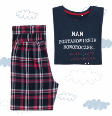 Piżama dla chłopca 3-8 lat C62V001_1