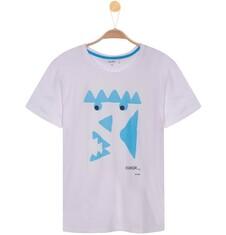 T-shirt męski Q51G004_1