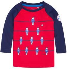 Koszulka w reglan  dla dziecka 6-36 m N72G048_1