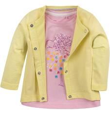 Bluza zapinana na napy dla dziecka 0-3 lat N71C012_6