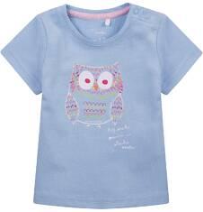 Bluzka z krótkim rękawem  dla dziecka 0-3 lat N71G032_1