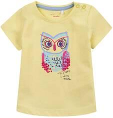 Bluzka z krótkim rękawem  dla dziecka 0-3 lat N71G056_1
