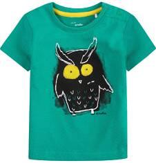 Bluzka z krótkim rękawem  dla dziecka 0-3 lat N71G073_2