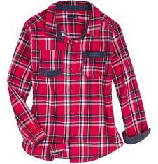 Koszula flanelowa dla dziewczynki 9-12 lat D62F505_1