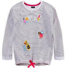 Bluza typu tunika przez głowę  dla dziewczynki 9-13 lat D71C517_1