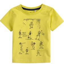 Bluzka z krótkim rękawem  dla dziecka 0-3 lat N71G066_1