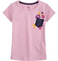 Bluzka z krótkim rękawem dla dziewczynki 4-8 lat D71G179_1