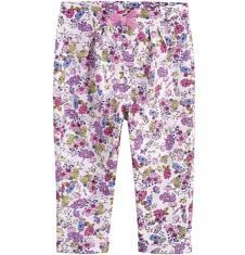 Spodnie dresowe z zakładkami  dla dziecka 0-3 lata N71K029_1