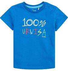 Bluzka z krótkim rękawem  dla dziecka 0-3 lat N71G087_1