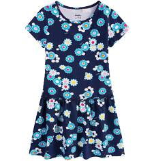Sukienka z falbaną dla dziewczynki 4-8 lat D71H072_1
