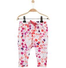 Spodnie w owocowy deseń dla niemowlaka N61K048_1