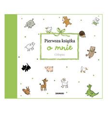 Pierwsza książka o mnie. Chłopiec BK52034_1