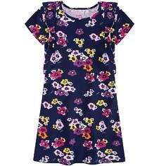 Sukienka z falbankami dla dziewczynki 4-8 lat D71H071_1