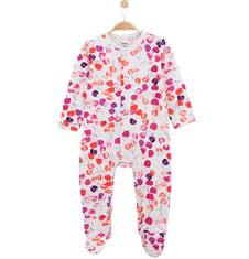 Pajac w owocowy deseń dla niemowlaka N61N047_1