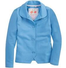Rozpinana bluza z kołnierzykiem dla dziewczynki D61C007_1