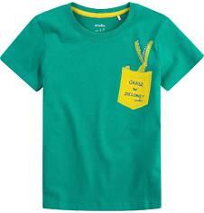 T-shirt dla chłopca 4-8 lat C71G154_1
