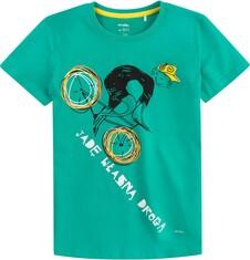 T-shirt dla chłopca 4-8 lat C71G127_1