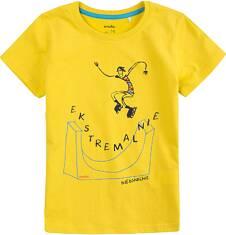 T-shirt dla chłopca 9-13 lat C71G626_1