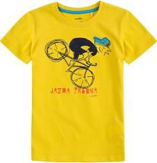 T-shirt dla chłopca 9-13 lat C71G625_1