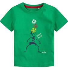 Bluzka z krótkim rękawem  dla dziecka 0-3 lat N71G003_1