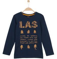 T-shirt z długim rękawem dla chłopca 3-8 lat C62G051_1