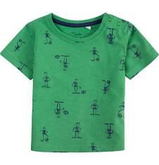 Bluzka z krótkim rękawem  dla dziecka 0-3 lat N71G069_1