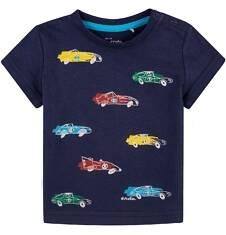 Bluzka z krótkim rękawem  dla dziecka 0-3 lat N71G094_2