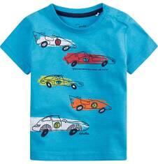 Bluzka z krótkim rękawem  dla dziecka 0-3 lat N71G095_1