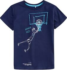 T-shirt dla chłopca 9-13 lat C71G573_1