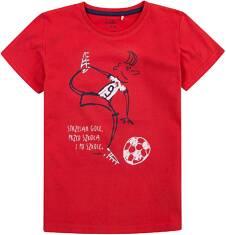 T-shirt dla chłopca 9-13 lat C71G566_1