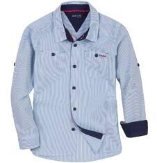 Koszula w paski dla chłopca C61F007_1