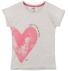 Luźna, melanżowa bluzka dla dziewczynki D61G178_1