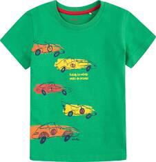 T-shirt dla chłopca 9-13 lat C71G559_1