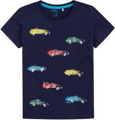 T-shirt dla chłopca 9-13 lat C71G549_2