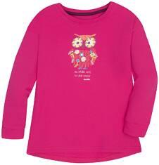 Bluza przez głowę dla dziewczynki 3-8 lat D72C016_1