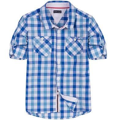 Koszula w kratę dla chłopca C61F008_1