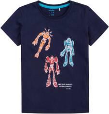 T-shirt dla chłopca 9-13 lat C71G539_2